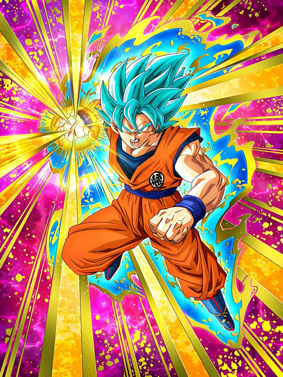 Ssb Goku W Anime Dragon Ball Super Anime Dragon