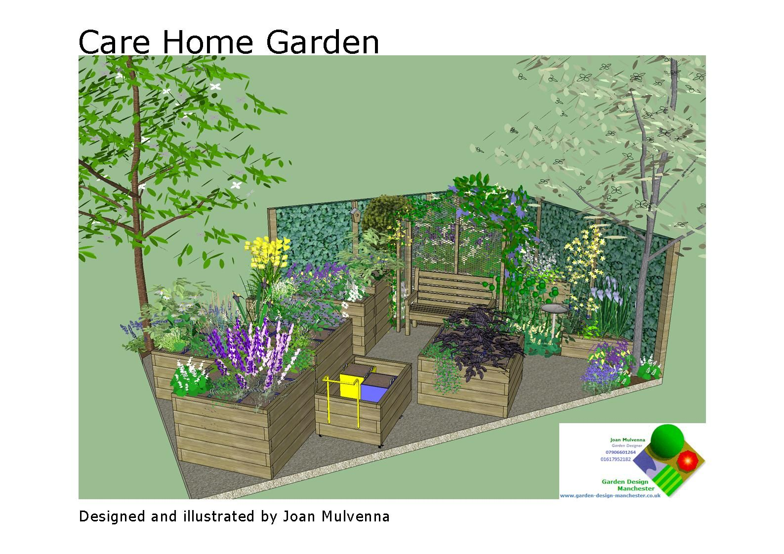 Garden For Elderly Google Zoeken Home Garden Design Home Garden Images Sensory Garden