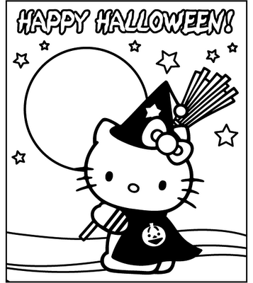 Hello Kitty Coloring Pages Hello Kitty Colouring Pages Hello Kitty Coloring Hello Kitty Halloween