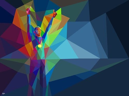 London 2012 Olympics Illustrations by Charis Tsevis Tsevis-London-2012-Olympic-Illustrations-9 – stupidDOPE.com