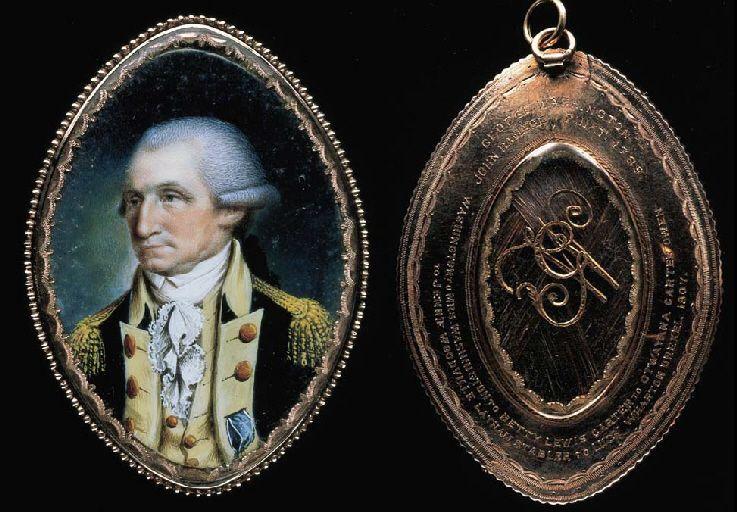 Facts About George Washington Miniature Portraits Washington George Washington