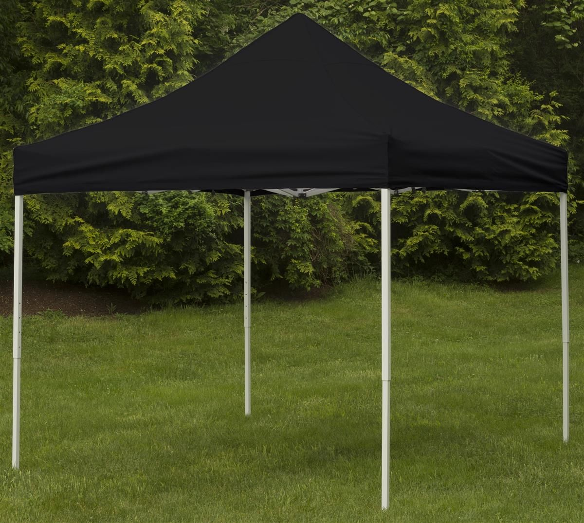10 X 10 Outdoor Canopy Tent Pop Up Portable Square Black Canopy Tent Outdoor Canopy Outdoor Canopy Tent