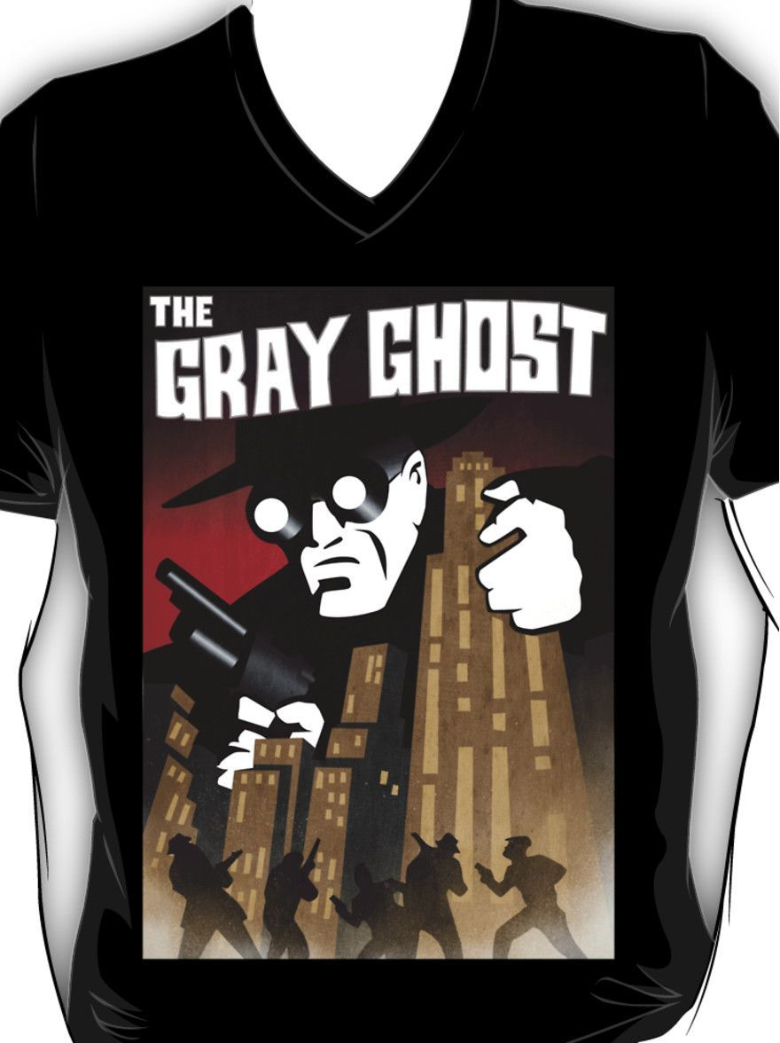 The gray ghost vneck products pinterest gray