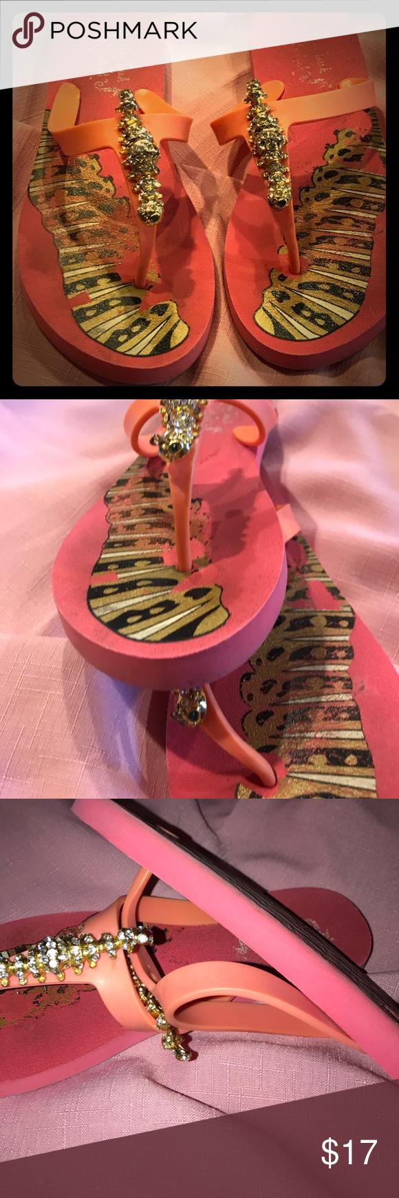 Miss Trish catapillar sandels. $$$$$17 Very nice good condition. miss trish Shoes Sandals