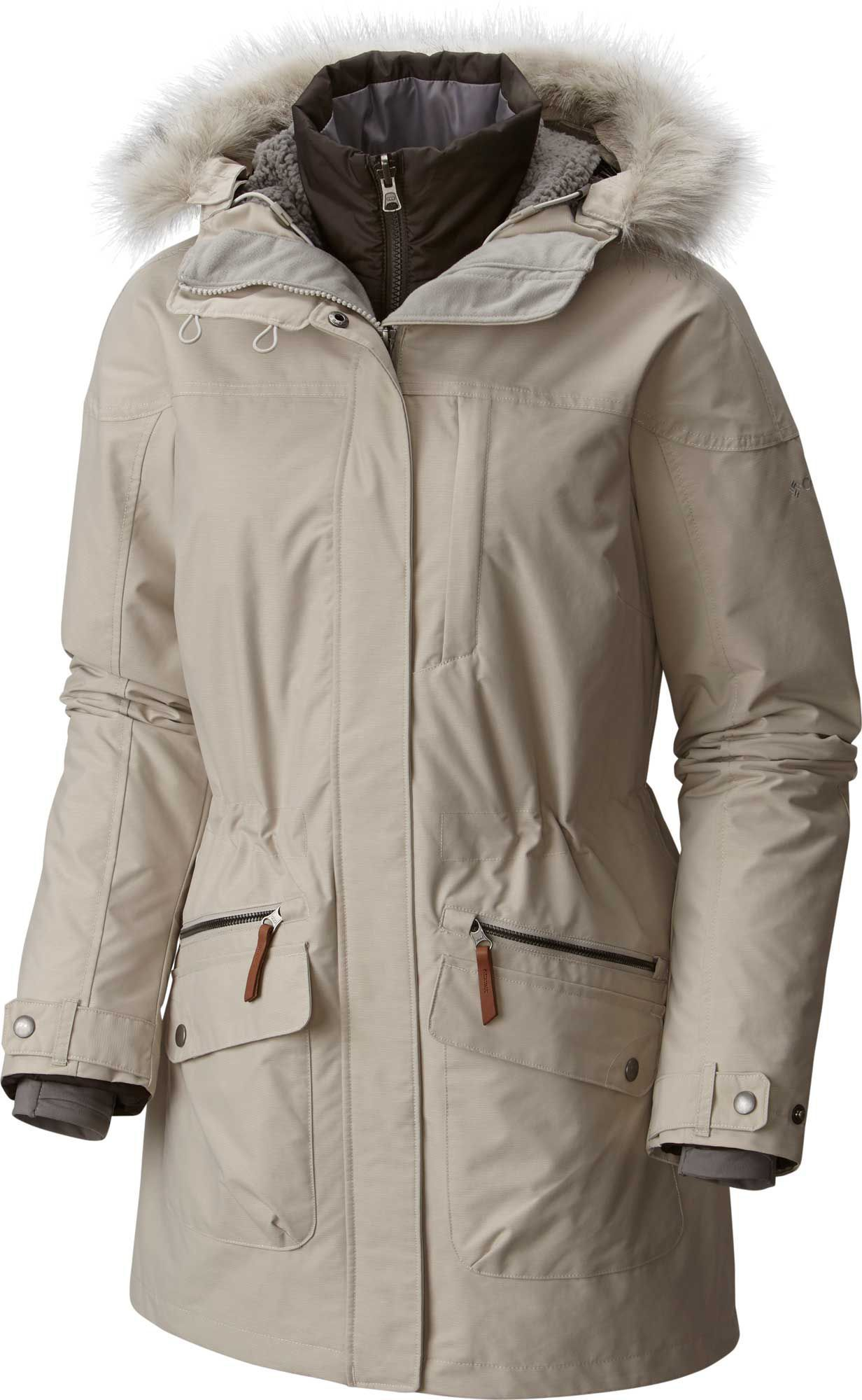 Columbia Women's Carson Pass IC 3-in-1 Jacket in 2019