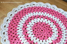 HUHUU 4home: Pinkkiä ja valkoista