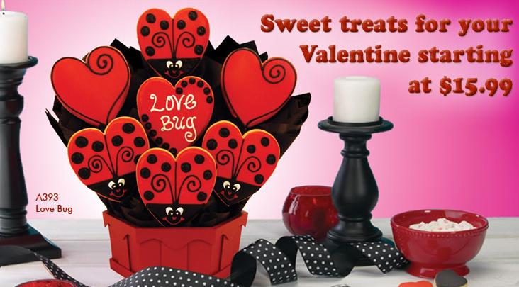 Valentine s Day Gift Ideas for Boyfriend: Cookies by Design ...
