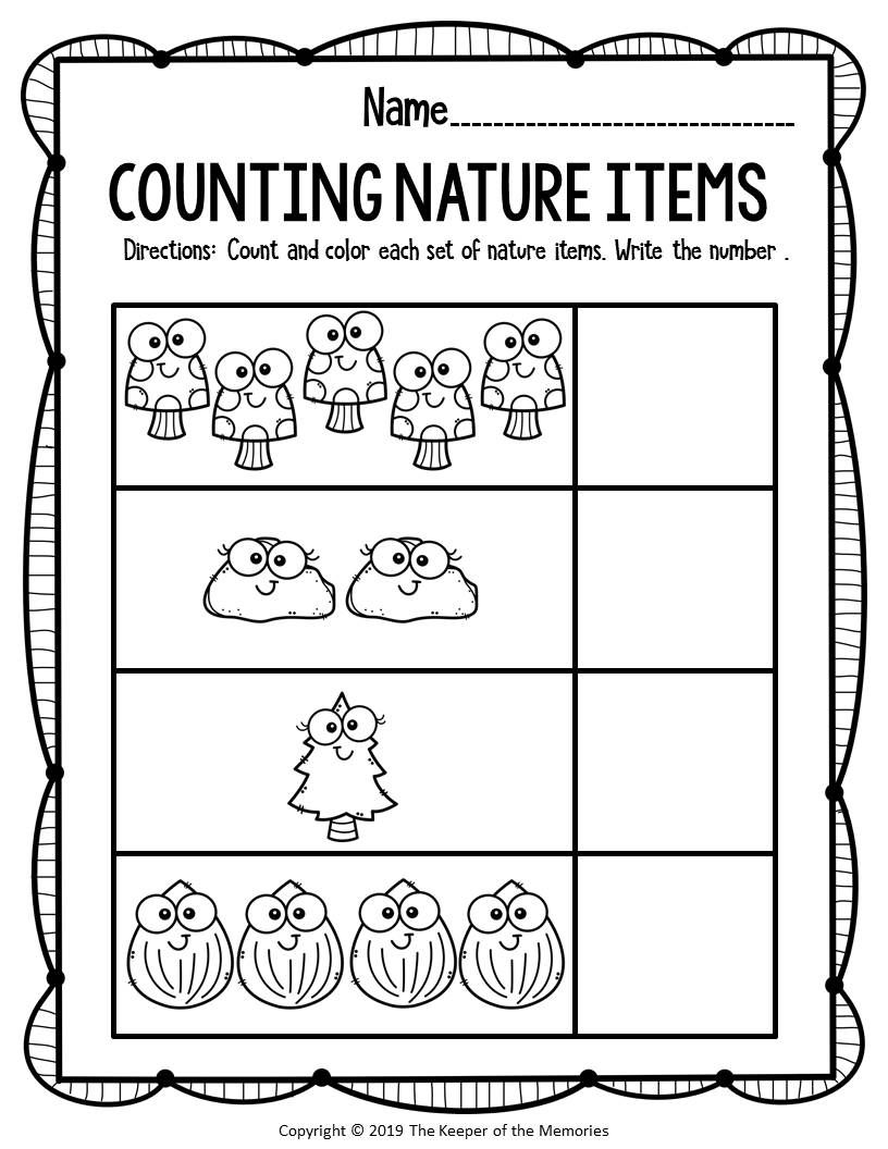 Free Printable Worksheets For Preschool Kindergarten Preschool Worksheets Free Printable Worksheets Kids Learning Activities