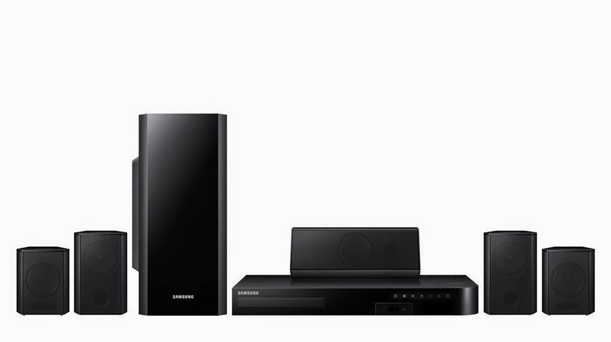 Samsung HT-H5500 5.1 Channel 3D Blu-Ray Home Theater System - Store Online for Your Live and Style