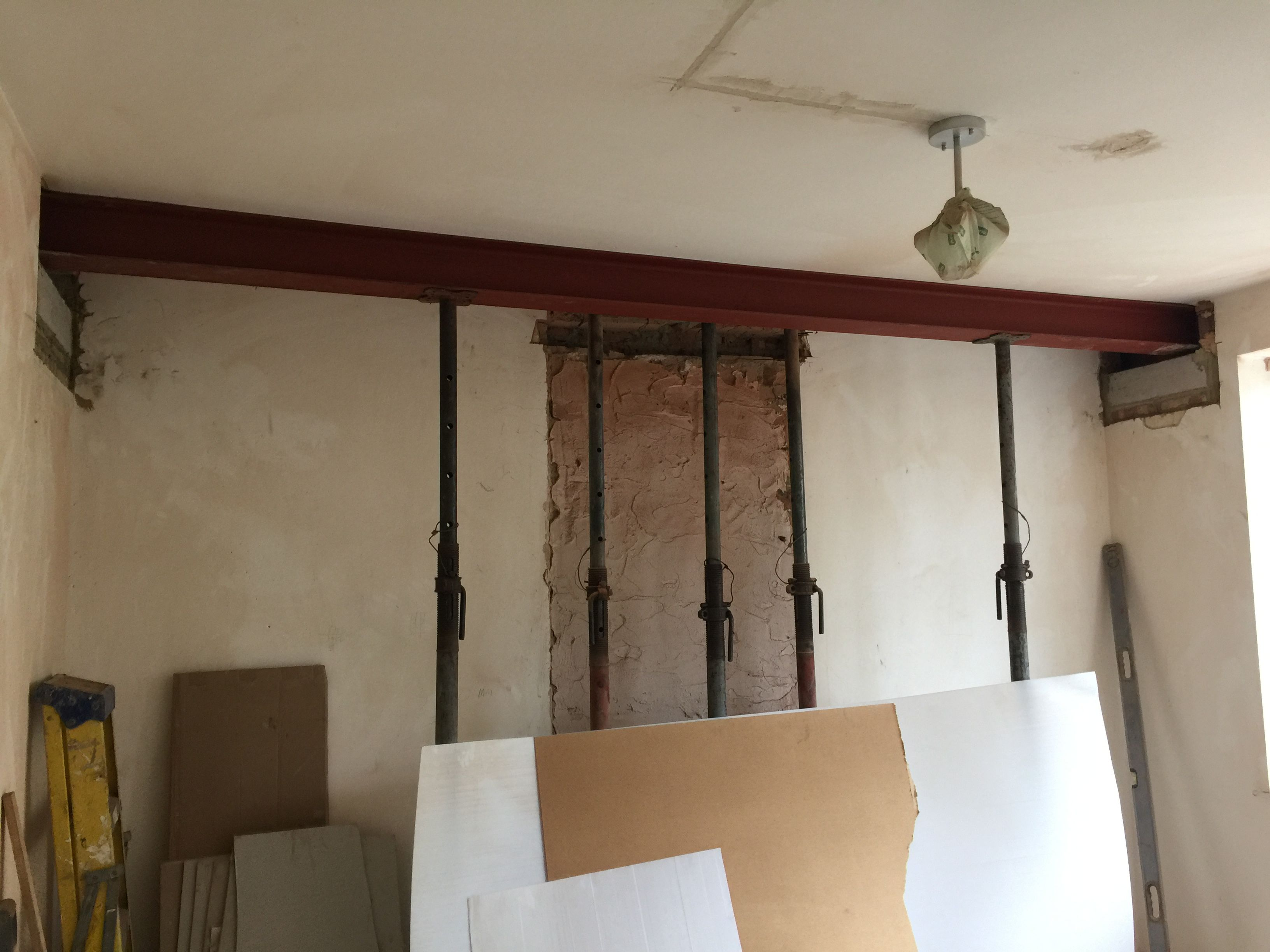 Pin on Chimney breast removal