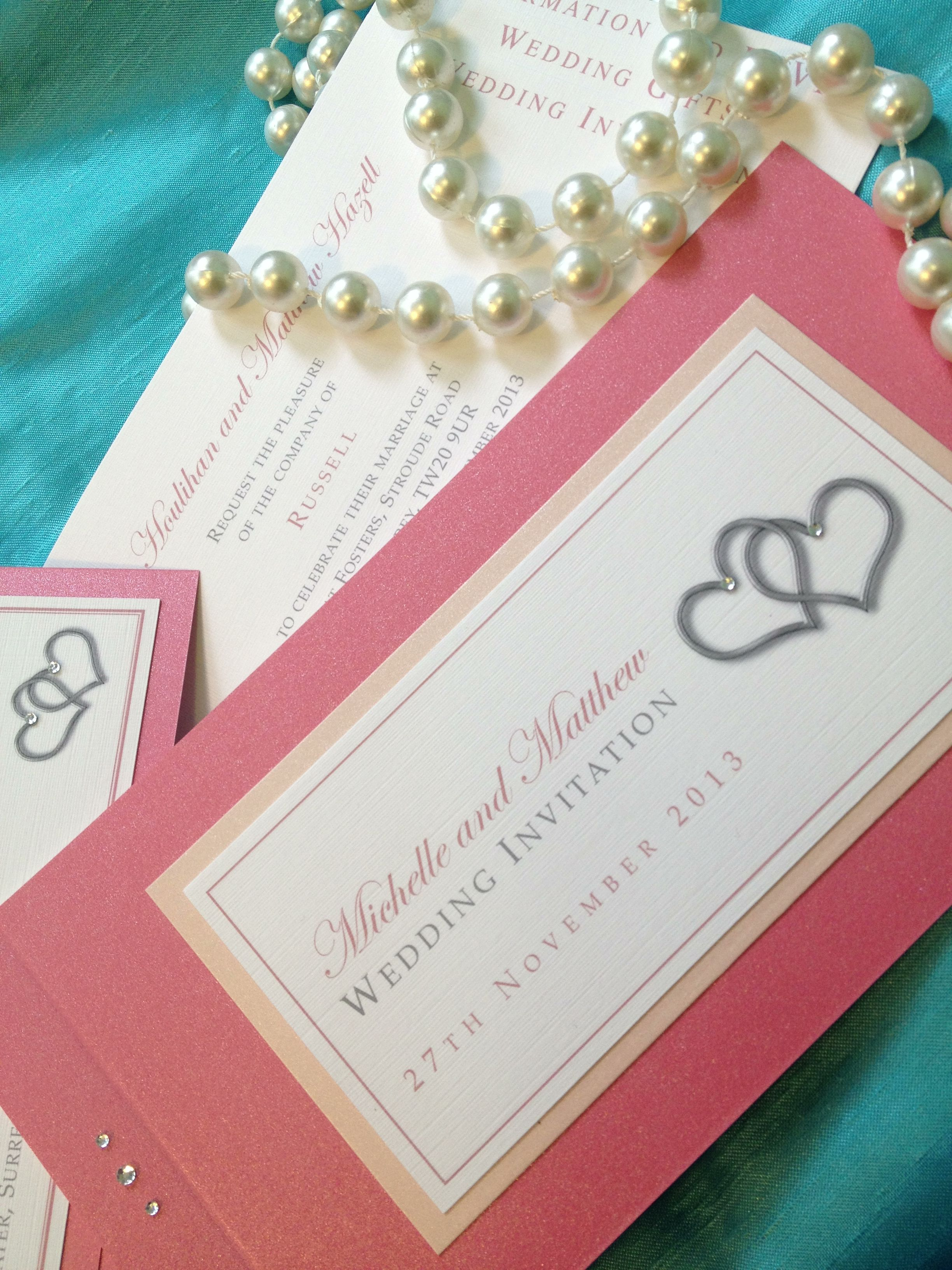 Invitation Handmade Cheque Book In Luxury Pearlescent Card By Perfect Wedding Stationery Inspiration Book Wedding Invitations Cheque Book Wedding Invitations