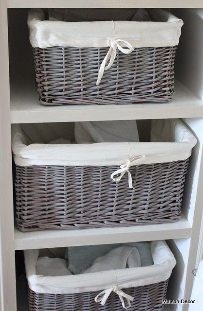 Bathroom Latest Baskets Vanity And Fabrics Accessoires Salle De Bain Decoration Maison Et Idees Pour La Maison