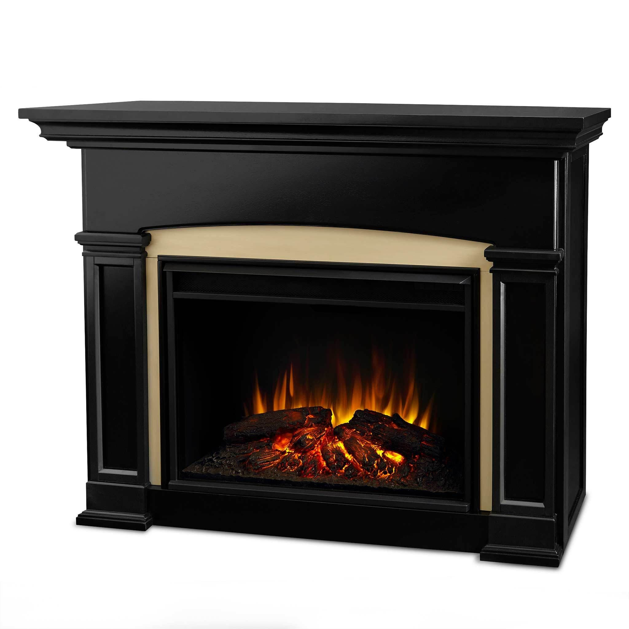 real flame holbrook grand electric fireplace in 2018 products rh co pinterest com Fireplace Mantels and Surrounds Big Lots Electric Fireplace White