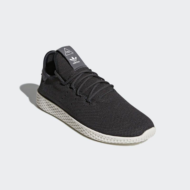 6bdaa055da1f8 CQ2162 Pharrell Williams x adidas Tennis HU Carbon  adidas  tennishu   adidasoriginals  adidastennishu