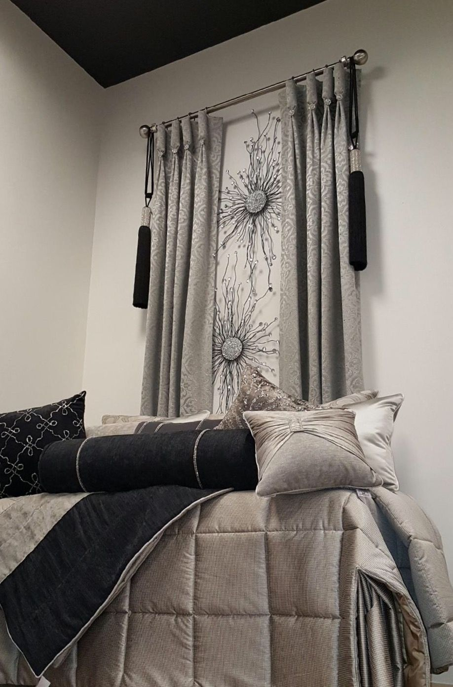 Custom Design Window Shades, motorized blinds in McAllen Texas and the Rio Grande Valley. #newhomes #rgvhomes #mcallenbuilders
