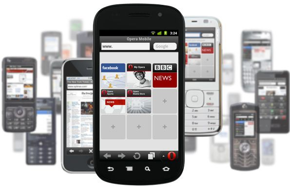 Opera Mini 6.5 for iOS, Symbian, J2ME, and BlackBerry A
