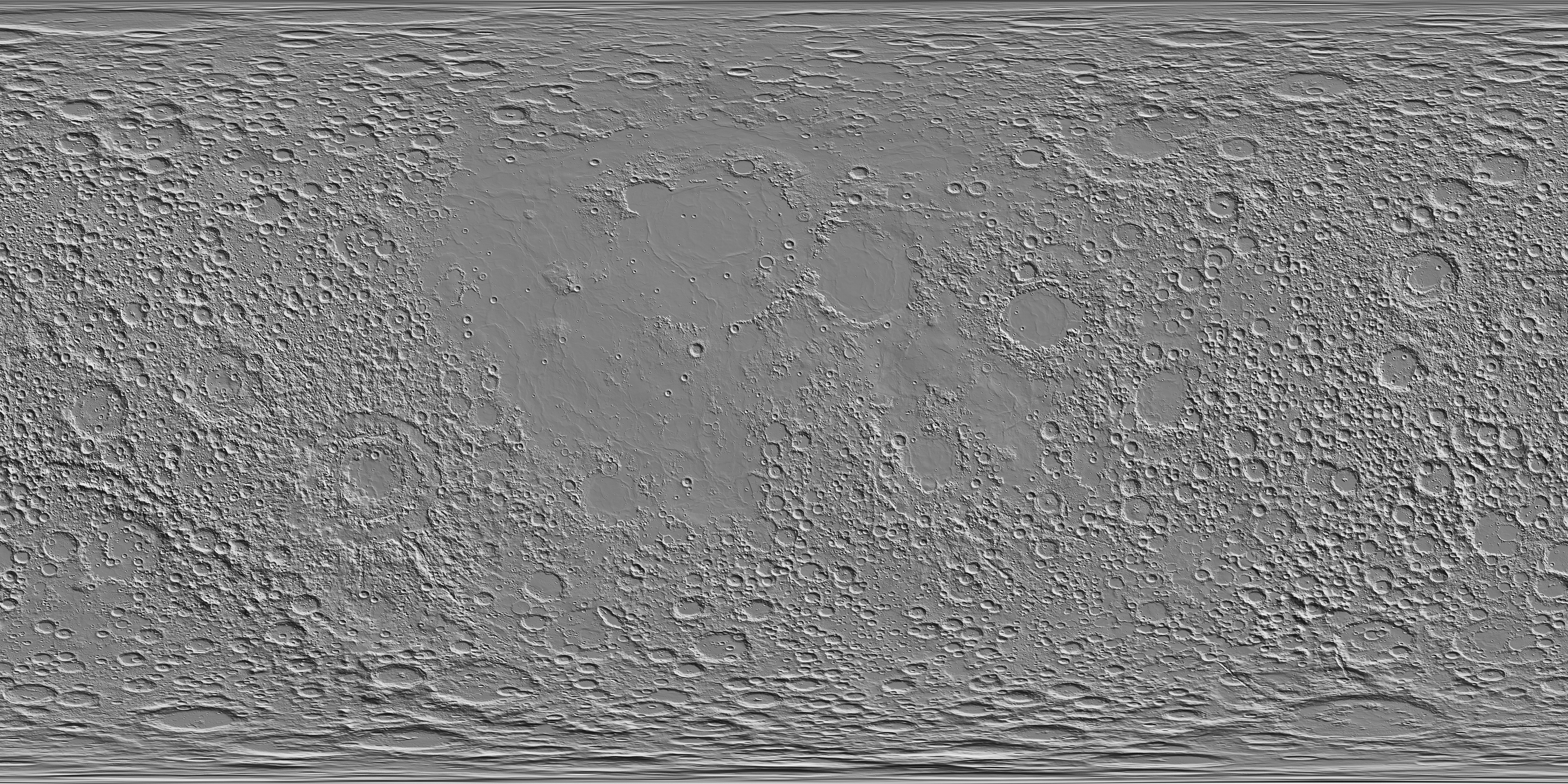 Space Texture Map