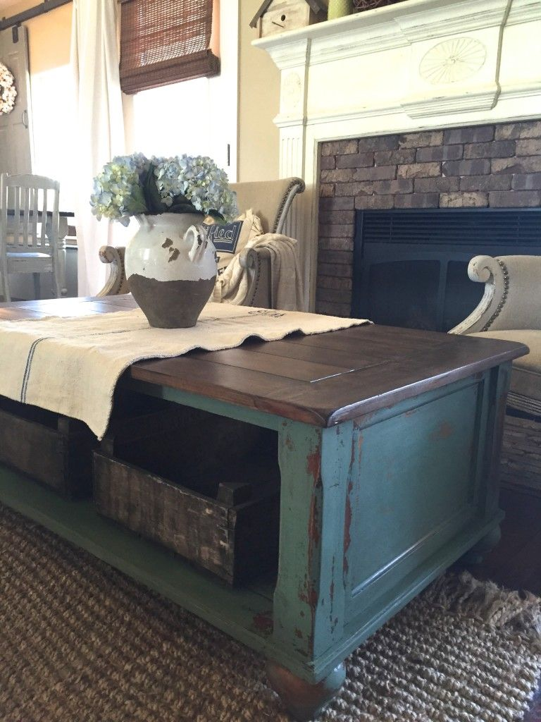 Dressing A Coffee Table Decorating Ideas