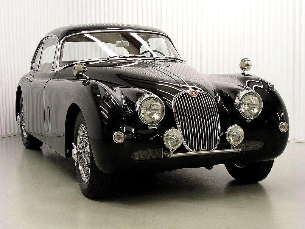 1959 Jaguar XK 150 FHC