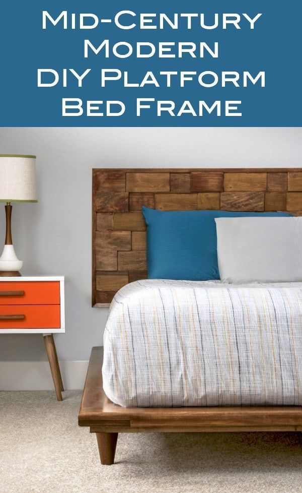 Hochwertig Beautiful And Modern DIY Platform Bed Frame   Platform Bed Frame, King  Platform Bed And