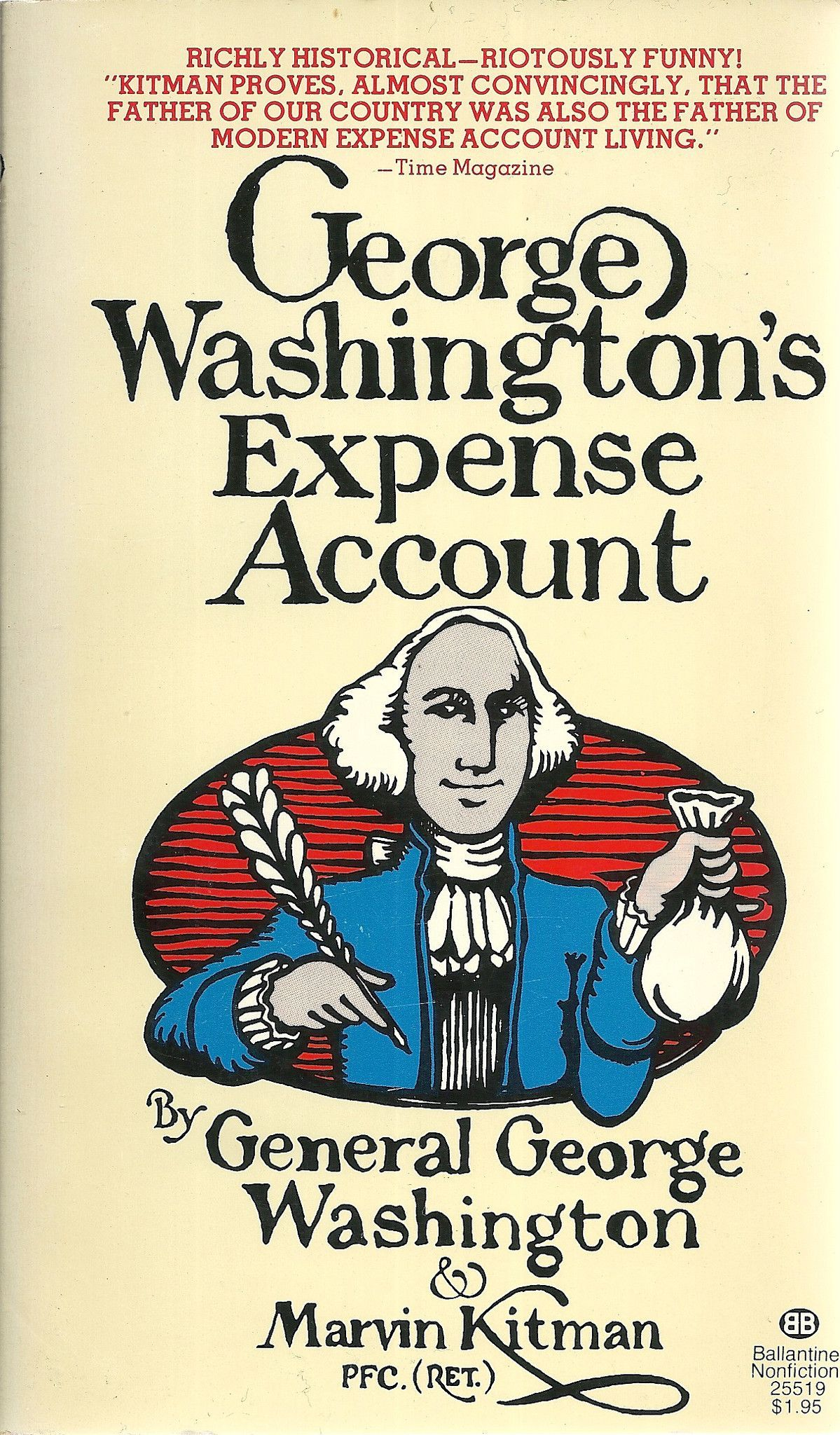 George Washinton's Expense Account