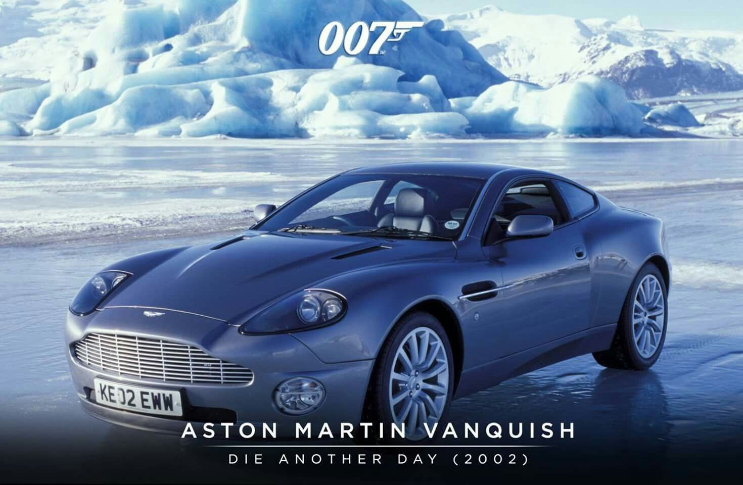 aston martin vanquish | 007: die another day | pinterest | aston