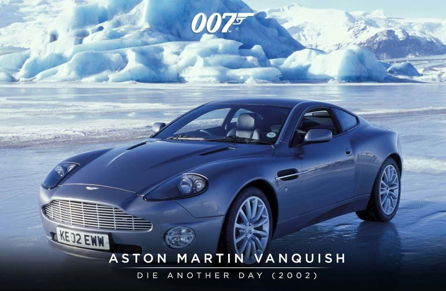 aston martin vanquish   007: die another day   pinterest   aston
