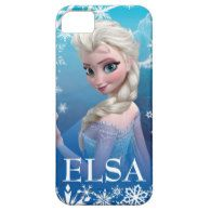 Elsa the Snow Queen Case For iPhone 5/5S