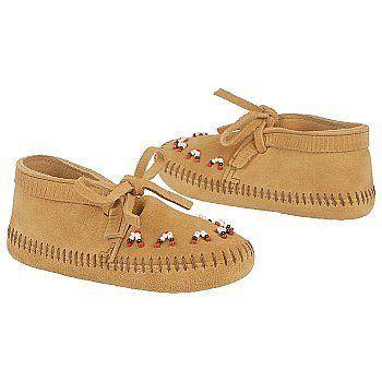 MINNETONKA MOCCASIN Kids' Beaded Ankle BootTod/Pre Minnetonka. $25.95