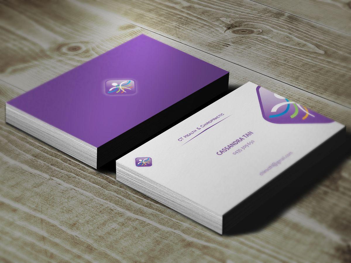 Name Card Design  Custom Name Card Design Service  Business Card