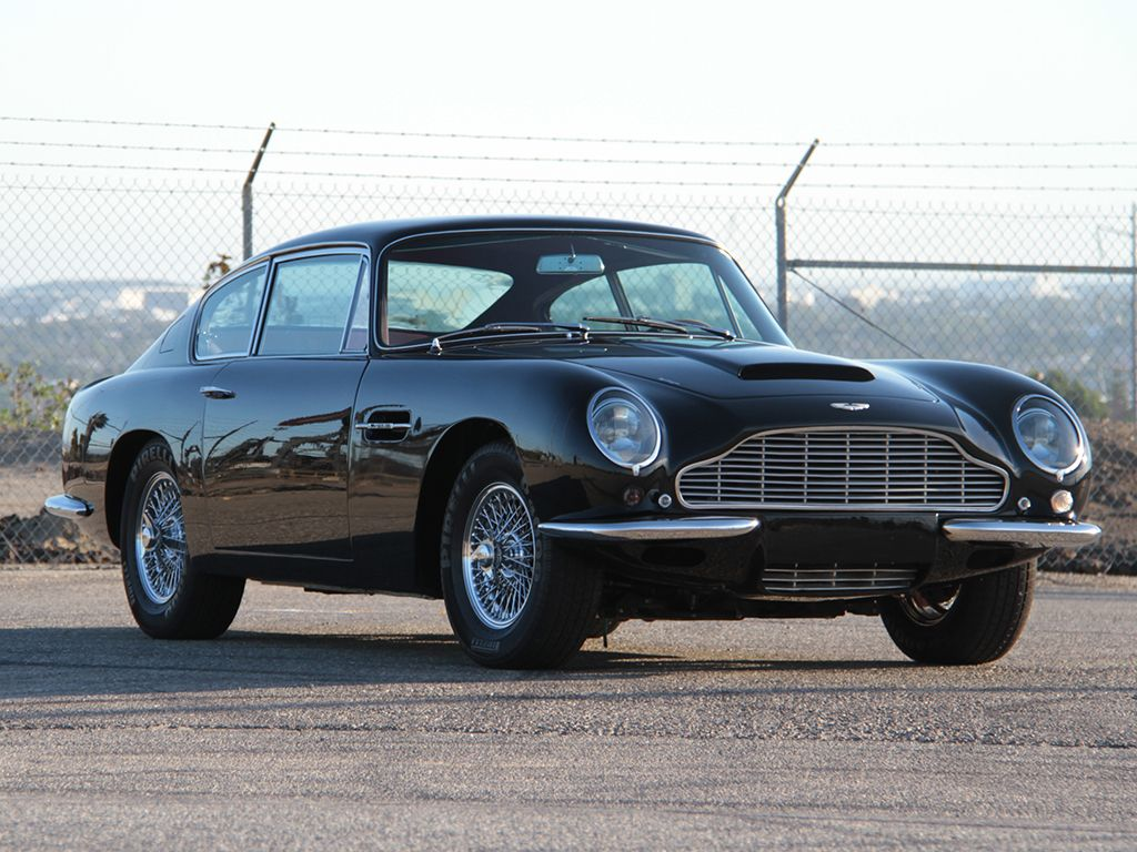 1966 aston martin db6 vantage | classic marques - aston martin