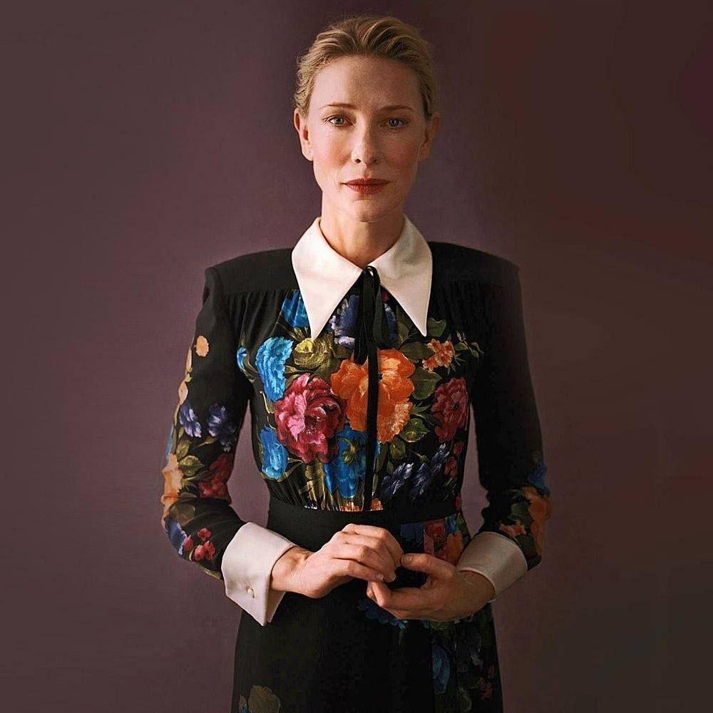 110 curtidas, 2 comentários Cate Blanchett Fansite