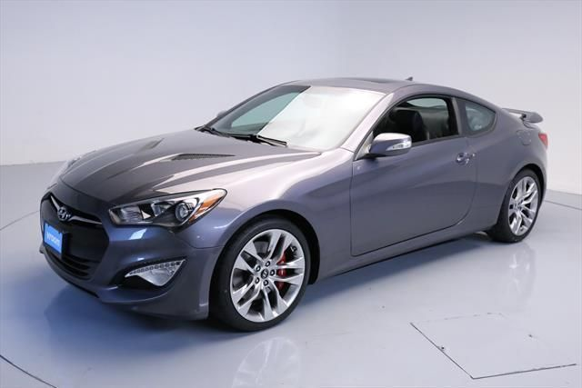 Nice Great 2017 Hyundai Genesis 3 8 Coupe 2 Door Ultimate