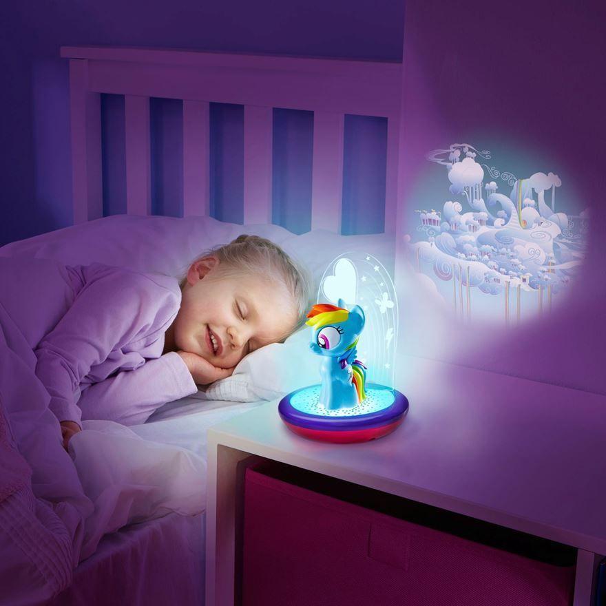 My Little Pony GoGlow Magic Night Light Image 0