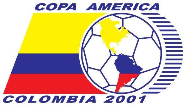 Logotipo Copa América 2001