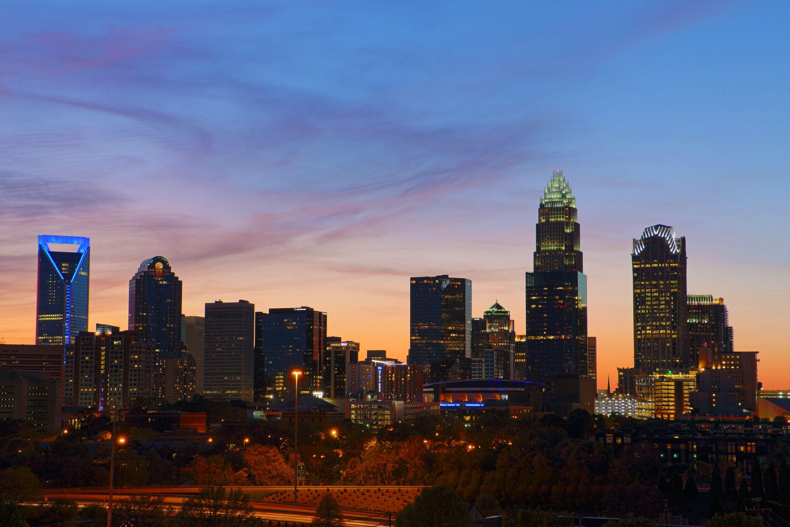 Image result for charlotte skyline Charlotte Pinterest