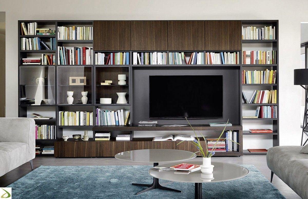 sangiacomo-parete-libreria-componibile-da-soggiorno-agel.jpg (1200 ...