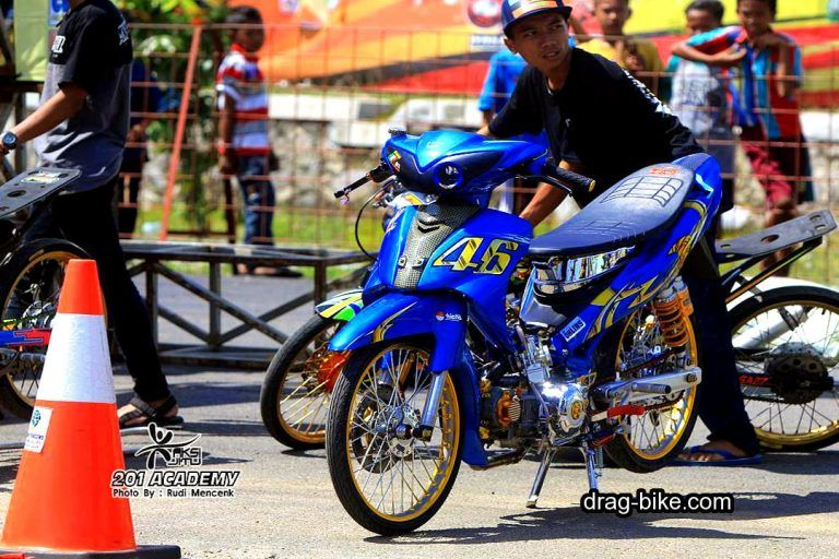 Modifikasi Motor Jupiter Z Racing Look Motor Modifikasi Motor