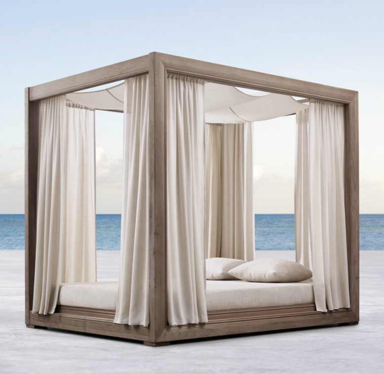 pingl par sonya sur backyard pinterest lits ext rieurs ext rieur et lit suspendu. Black Bedroom Furniture Sets. Home Design Ideas