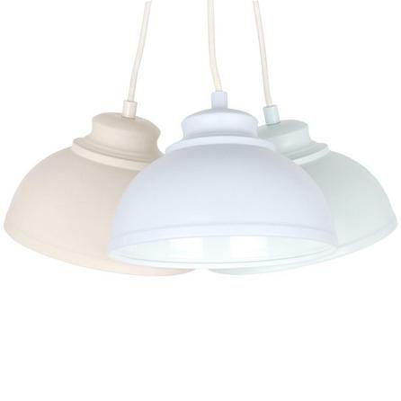 candy rose 3 shade cluster ceiling light fitting dunelm. Black Bedroom Furniture Sets. Home Design Ideas