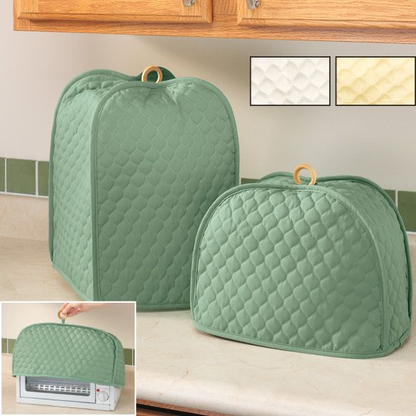 Appliance Covers | Appliance covers, Toaster cover, Kitchen ...