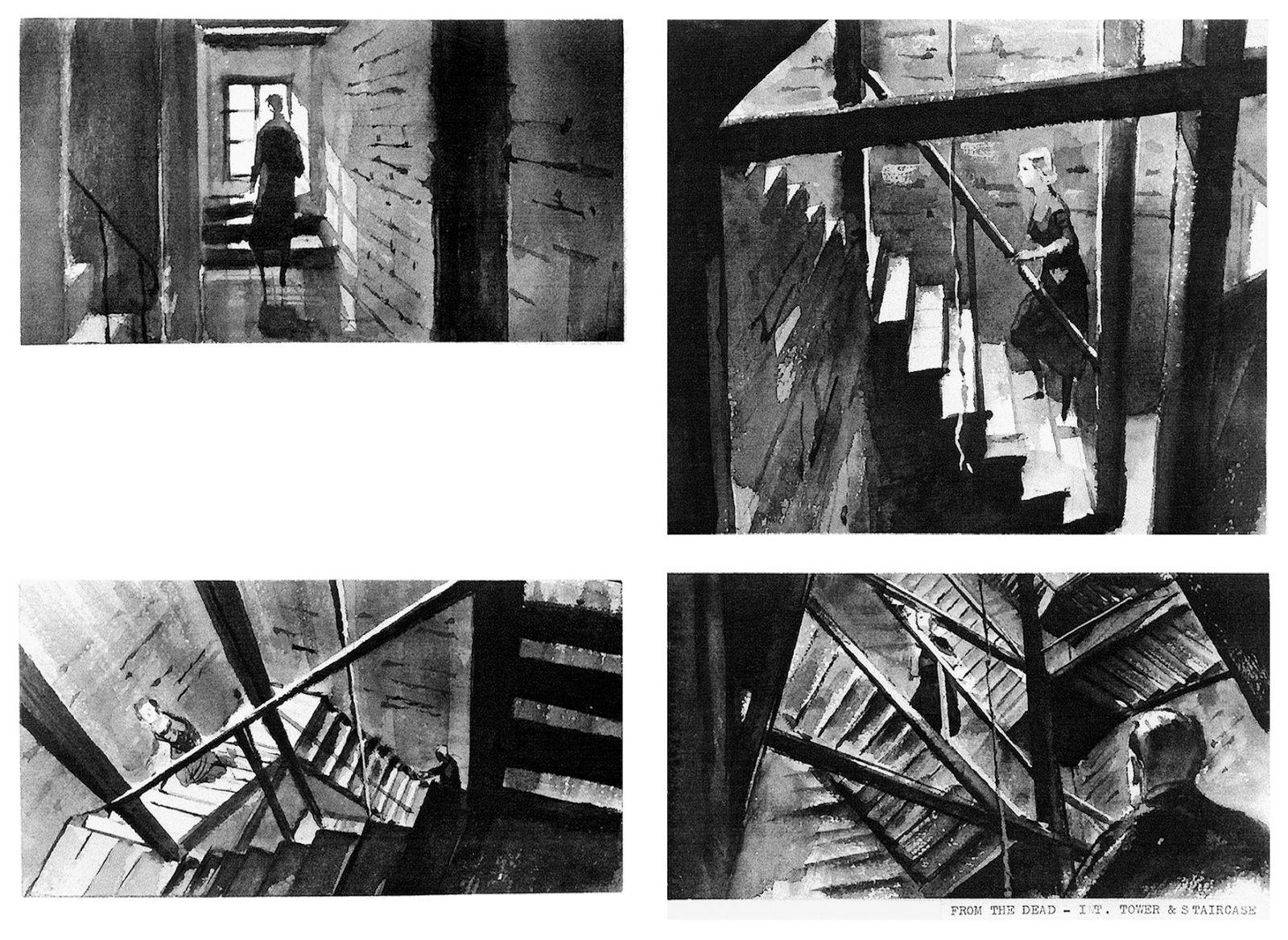Vertigo   Guides    Vertigo Storyboard And Art Director
