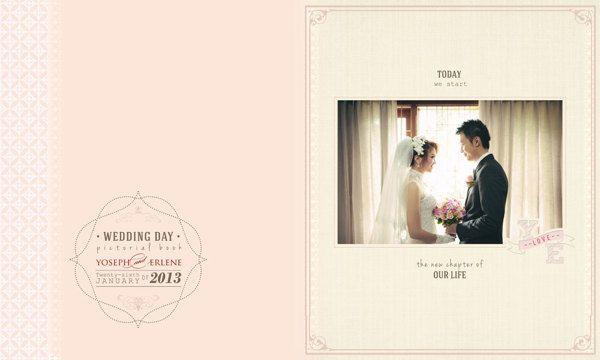 Wedding Day Album Design Photo By Hop Edit Design By Wenny Lee Via Behance Photobook Design Wedding Album Layout Album Design
