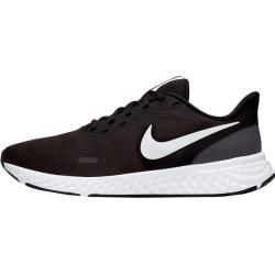 Photo of Nike Damen Laufschuhe Revolution 5, Größe 35 ½ In Black/white-Anthracite, Größe 35 ½ In Black/white