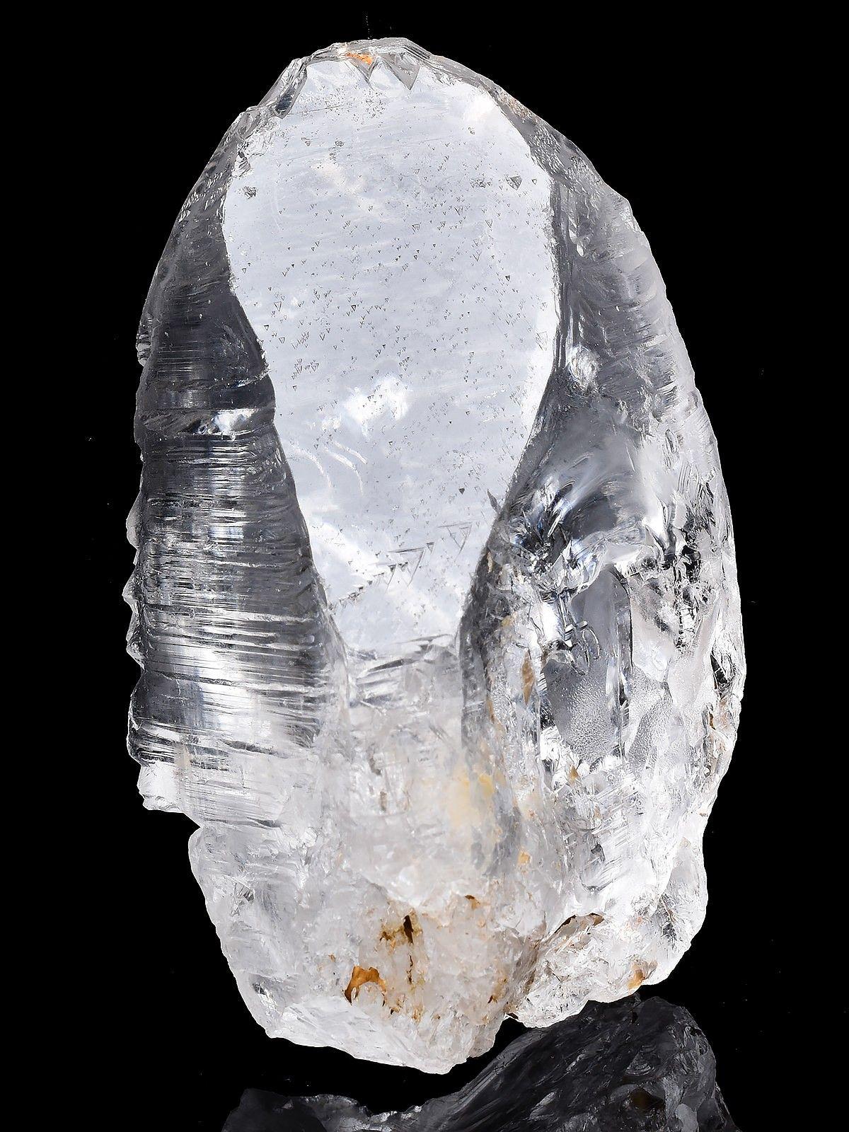 Trigonic Quartz | Minerals, gemstones, Natural crystals ...Quartz Crystal Science