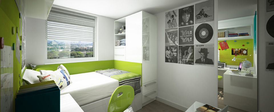 High Quality West Hampstead Student Apartments   Premier Student Accommodation In London