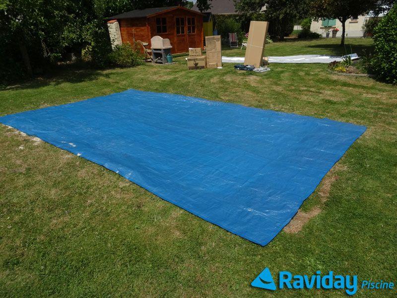 Raviday raviday vous présente ses conseils pour installer une piscine hors