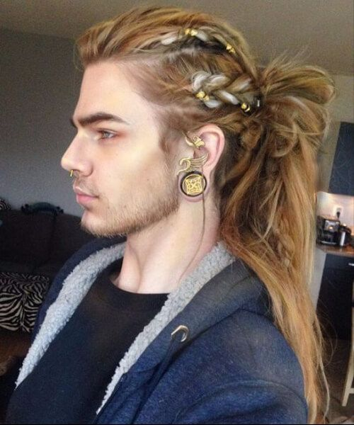 male elf hairstyles photo - 1 | Long hair styles men ...