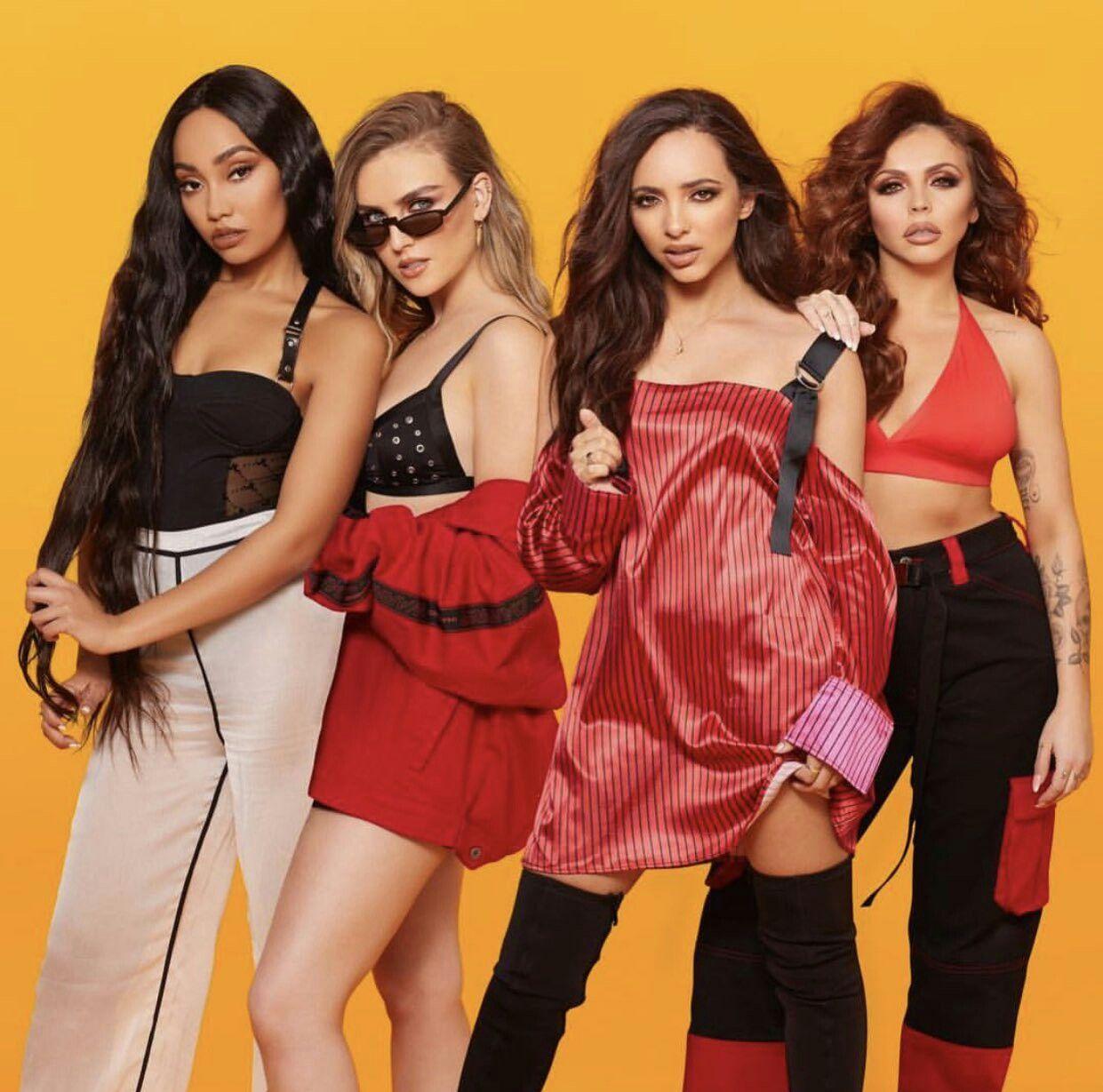 Little Mix LM5 photo shoot 2018 | Little mix outfits ...