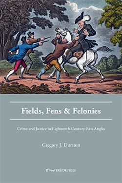Field, fens and felonies book
